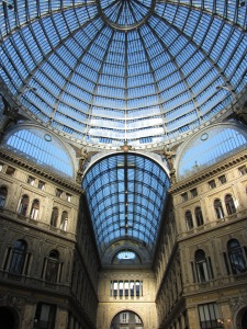 Galleria Umberto I in Naples