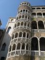 The spiral staircase of Palazzo Contarini del Bovolo